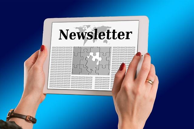 Newsletter - jak nawiązać kontakt z klientem