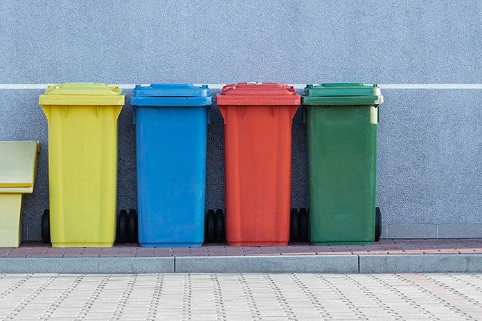 Zarządzanie odpadami opakowaniowymi